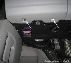 circuit addition to fusebox in your mk5 or mk6 volkswagen vw tdi Fuse Box Replacement Cost Car remove the two t20 screws on the bottom telescope the steering wheel all the way forward pull the trim underneath the instrument cluster straight out and car fuse box replacement cost