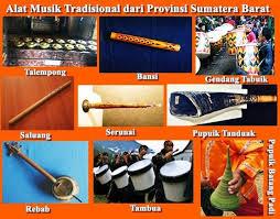 Alat musik tradisional / budaya suku minang atau minangkabau di sumatera barat sejak dulu memang tidak dapat dipisahkan dengan musik. Pin Di Alat Musik Tradisional Indonesia