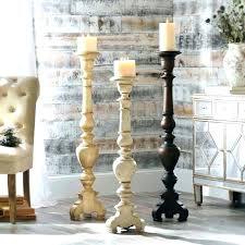 floor candle holder floor candle holders tall wooden candle holders wooden candle holders interesting design floor