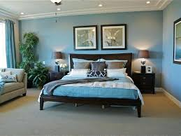 traditional blue bedroom designs. Soft Blue Bedroom Ideas Soothing And Stately This Traditional Pairs Dark Wood Furniture With Designs