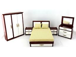 modern dollhouse furniture sets. Dolls House Modern Mahogany \u0026 White Double Bedroom Furniture Set Miniature Dollhouse Sets
