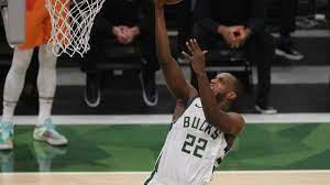 Milwaukee Bucks beat Phoenix Suns 109 ...