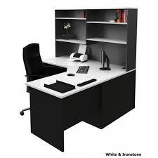 white corner office desk. corner office desk workstation with hutch white u0026 ironstone add to cart a