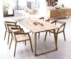 Esstisch 20090 Eiche 200 X 90 Holz Massivholz Dalbeattiehighorg