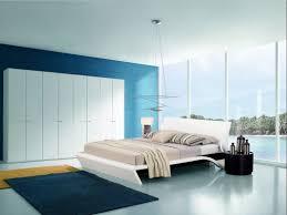 Schöne Sammlung Von Blaue Schlafzimmer Interieur Schlafzimmer Ideen