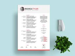 Indesign Resume Template Best FREE InDesign Resume Template StockInDesign