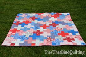 Cross Quilt Pattern Stunning Straight Line Quilting Ties That Bind Quilting