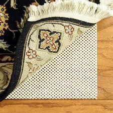 area rug pad 4x6 non skid slip underlay nonslip pads actual size 3 x5