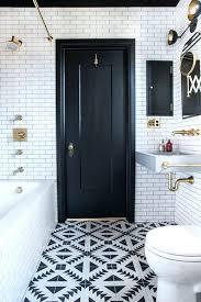 black white bathroom black and white bathroom rug target