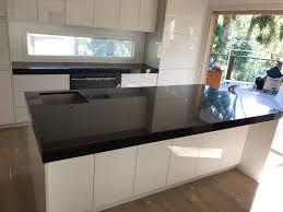 Kitchen Benchtop Absolute Black Granite Kitchen Benchtop Granite Marella