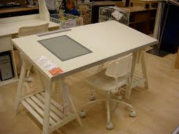 Amazing Drafting Table With Lightbox #6 Ikea Drafting Table Drawing