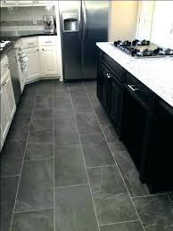 tile kitchen floor chic gray cool wood like porcelain tiles captivating dark tiled grey grey kitchen floor tiles