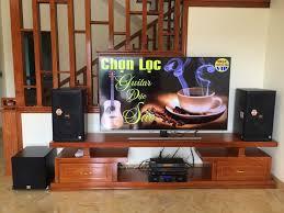 Lắp đặt dàn loa karaoke gia đình tại Hải Hậu - Âm thanh chuyên nghiệp - BAS  Audio