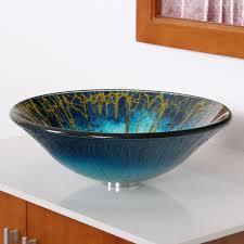 bathroom sinks 1309 elite modern design tempered glass bathroom vessel sink projects glass bathroom sink