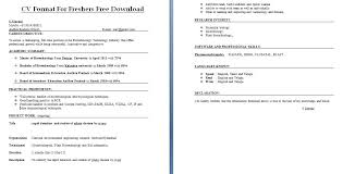 Best Resume Format Sample download best resume format micxikineme 74