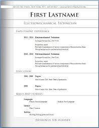 Formats For Resume Beauteous Resumes Formats 48 48 Marvellous Proper Resume Format Examples Of