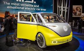 2018 volkswagen id buzz.  buzz volkswagen id buzz concept taking the bus to an ev future intended 2018 volkswagen id buzz