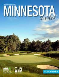 2019-20 Minnesota Golf Guide by The ...