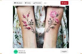 Il Significato Dei Fiori Tattoo Floreali