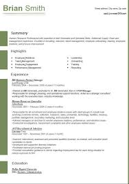 New Resume Format | Laperlita Cozumel