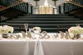 Classy sweetheart table ideas for the bride and groom  Mr | bridal table  decoration ideas wedding