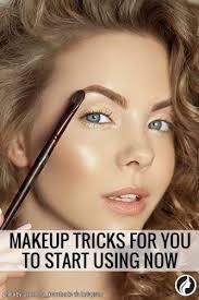 10 makeup tricks for you to start using now makeup tricks makeup and natural
