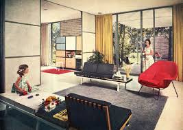 Modern Interiors Search Results For S Style S - 1950s house interior