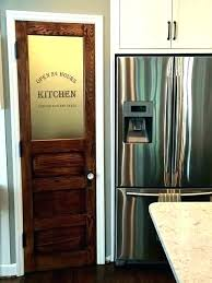 cool pantry doors luxurious kitchen