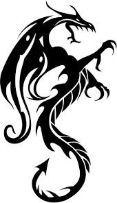 Dragon Art Tattoos Designs Pin By Justin Lin On Tattoo Dragon Silhouette Dragon