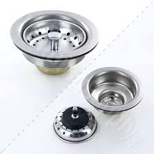 kitchen sink baskets stainless steel basket strainers franke stainless steel kitchen sink basket strainer waste