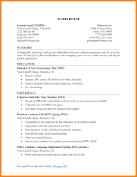 9 Current Resume Examples Quit Job Letter
