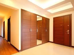 sliding doors best closet door curtains on woodinterior 3 track hardware