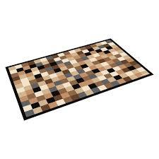 <b>Коврик</b> придверный <b>Vortex Samba</b> мозайка 40х60 см купить по ...