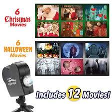 As Seen On Tv Window Wonderland Christmas Decoration Light Projector Window Wonderland Projector With 12 Movies Christmas