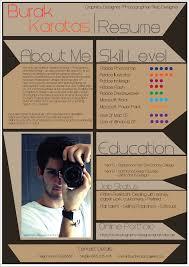 My Resume Design By Aurrum On Deviantart Infographic Visual