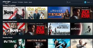 Amazon Prime Türkiye'de yayına başladı