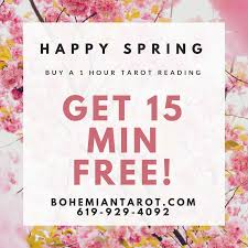 spring and 15 minutes free