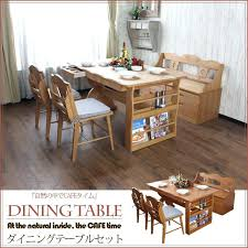 round dining table with storage storage dining table set inside with room decor ideas and showcase
