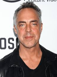 Titus Welliver, marriages, divorce, Joanna Heimbold