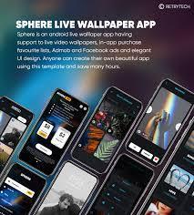 Video Wallpaper Download App