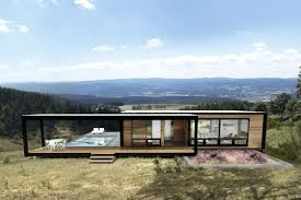 The Container Home  These Gorgeous Sustainable Pre-Fab Houses Fit In A  Shipping Container