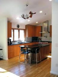 ceiling fan for kitchen with lights. Kitchen Ceiling Fans Small Unique Fan And Bright Recessed Lights Fixture For With