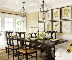 dining room i can see my family gathered around this table during the holidays it is totally my style