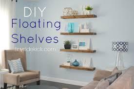 Making Floating Shelves DIY Rustic Modern Floating Shelves part one 35