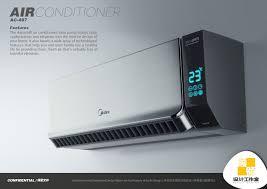 Jci Home Design Hvac Midea Air Conditioner By Hugo Cailleton At Coroflot Com