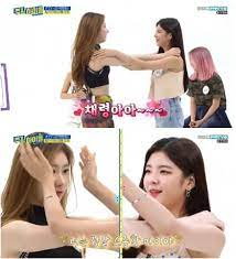 ITZY's Chaeryoung and Lia Went for an ...
