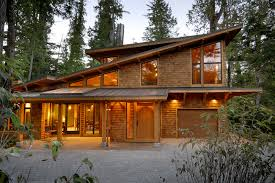 nestled retreat timber home floor plan by canadian timberframes ltd