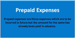 Prepaid Insurance Journal Entry Prepaid Expenses Examples Journal Entry Accounting For