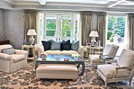 Art Deco Contemporary Blue and White Living Room Furniture contemporary  home interior decor .