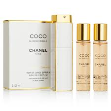 chanel mademoiselle. chanel - coco mademoiselle edp twist \u0026 spray purse set   peter\u0027s of kensington